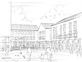 Perspectief gebouwen art education secondary school for Cursus 3d tekenen interieur